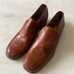 Bally Men's Leather Loafers